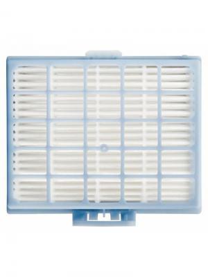 НЕРА-фильтр BOSCH BBZ156HF, 1 шт., для пылесосов. Цвет: белый