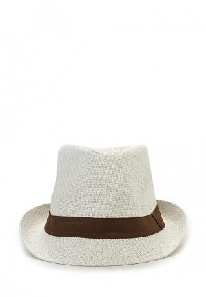 Шляпа Fete. Цвет: белый