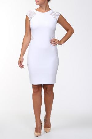 Платье Frank Lyman Design. Цвет: белый