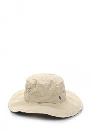 Шляпа Columbia. Цвет: бежевый