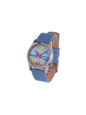 Часы Nomea - Курортник Mitya Veselkov. Цвет: синий