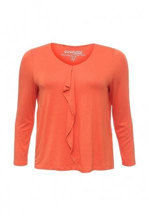Блуза Samoon by Gerry Weber. Цвет: оранжевый