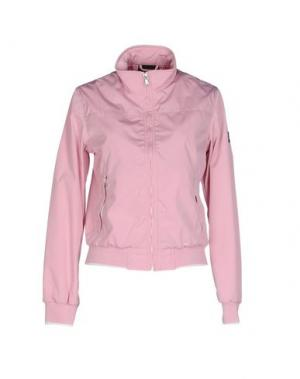 Куртка CANADIENS. Цвет: розовый