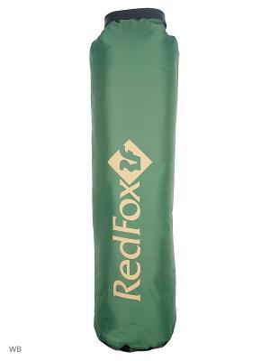 Гермомешок Dry bag 40L Red Fox. Цвет: зеленый