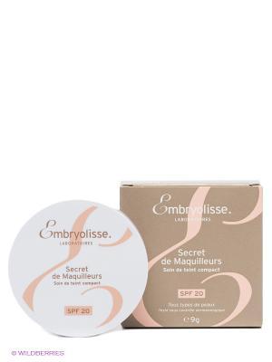 Компактная крем-пудра - Натуральный Embryolisse. Цвет: белый