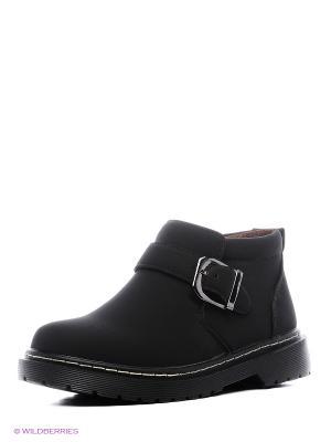 Ботинки Vitacci. Цвет: черный