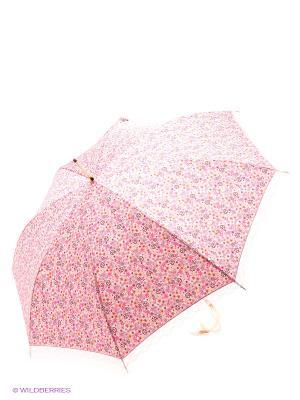 Зонт-трость Stilla s.r.l.. Цвет: розовый