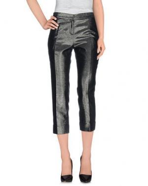 Повседневные брюки LES PRAIRIES DE PARIS. Цвет: черный
