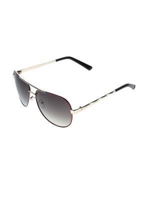 Солнцезащитные очки Infiniti. Цвет: серебристый, черный, бордовый