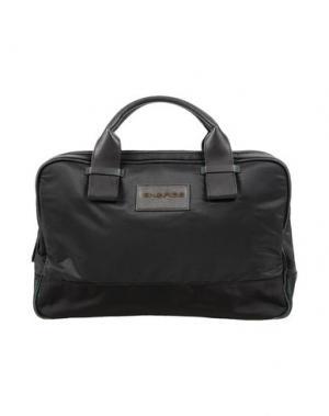 Деловые сумки ENERGIE. Цвет: черный