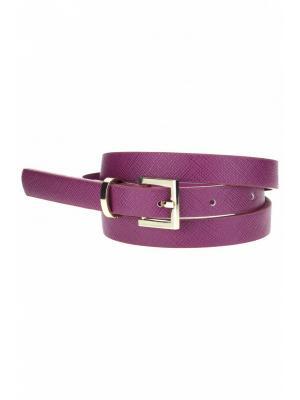 Ремень Baon. Цвет: фиолетовый