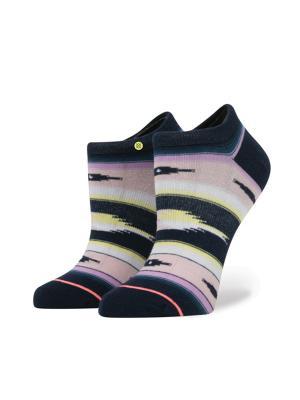 Носки ж SENORITA INVISIBLE BOOT (FW17) Stance. Цвет: темно-синий