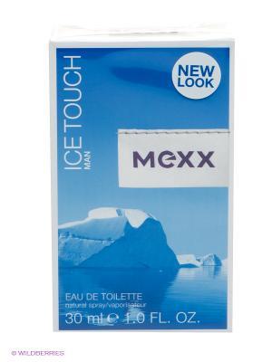Туалетная вода Mexx Ice Touch Man, 30 мл. Цвет: прозрачный