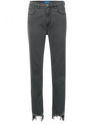 Джинсы Mimi Mih Jeans. Цвет: серый