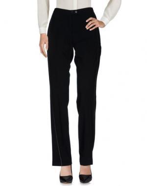Повседневные брюки ANGELOS FRENTZOS. Цвет: черный