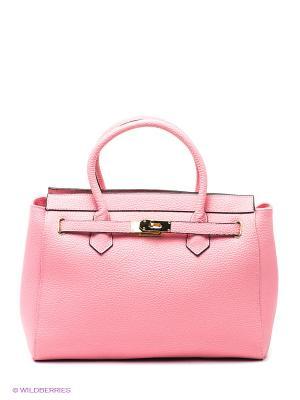 Сумка Mario Ponti. Цвет: бледно-розовый