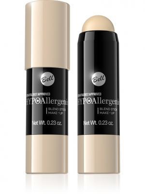 Bell Hypoallergenic флюид интенсивно скрывающий недостатки Blend Stick Make-up Тон 05. Цвет: светло-бежевый