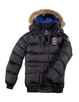 Куртка XLAND «Оптимальная Защита» AFM. Цвет: черныи