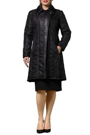 Пальто JOELLE JO'ELLE. Цвет: черный