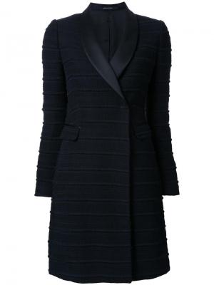 Пиджак Isabel Tagliatore. Цвет: чёрный