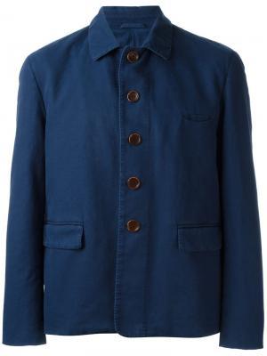 Классическая куртка Al Duca D'Aosta 1902. Цвет: синий