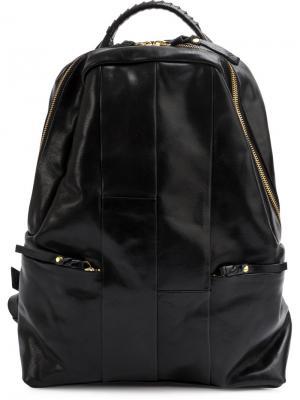 Функциональный рюкзак Cornelian Taurus By Daisuke Iwanaga. Цвет: чёрный