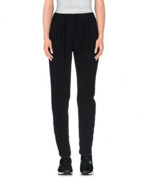 Повседневные брюки CHILI PEPPERS. Цвет: черный