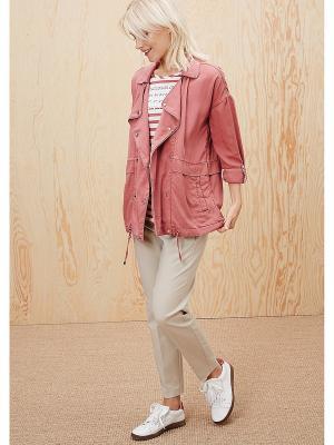 Куртка S.OLIVER. Цвет: терракотовый