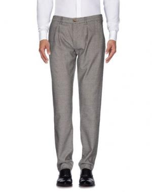 Повседневные брюки HARMONT&BLAINE. Цвет: серый