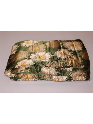 Одеяло Sleep&Beyond. Цвет: зеленый, бежевый