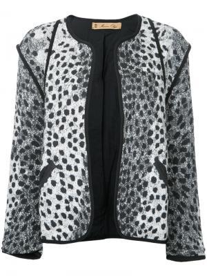 Куртка patamona Maison Olga. Цвет: многоцветный