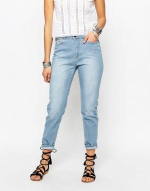 Northmore Denim Джинсы в винтажном стиле. Цвет: синий