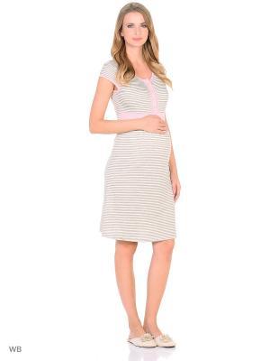 Платье домашнее для беременных и кормящих ФЭСТ