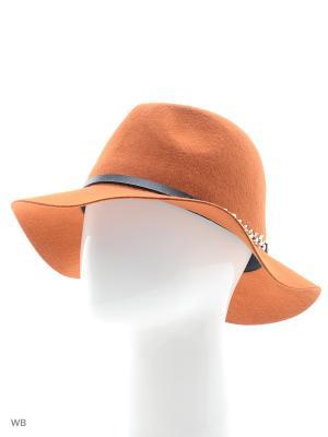 Шляпа Maxval. Цвет: оранжевый