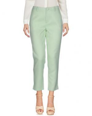 Повседневные брюки ANONYME DESIGNERS. Цвет: светло-зеленый