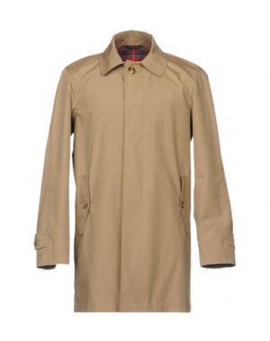 Легкое пальто BARACUTA. Цвет: верблюжий