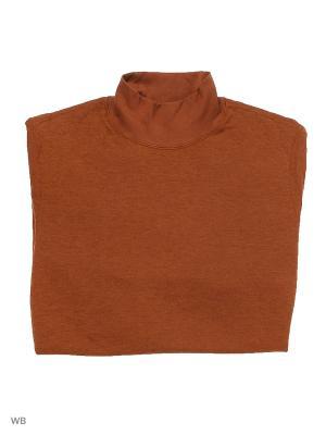 Джемпер-термобелье Guahoo. Цвет: коричневый
