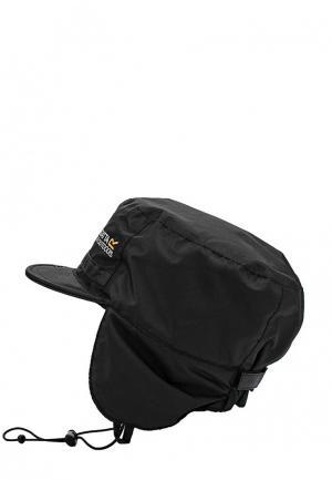 Кепка Regatta. Цвет: черный