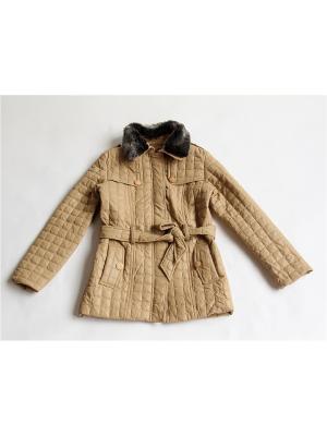 Куртка Proto. Цвет: бежевый
