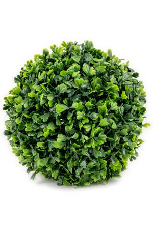 Декоративный шар EDG. Цвет: зеленый