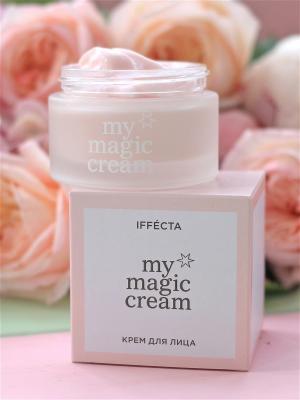 MY MAGIC крем для лица - сила науки против заметных признаков старения, 50 мл. IFFECTA PRO. Цвет: розовый