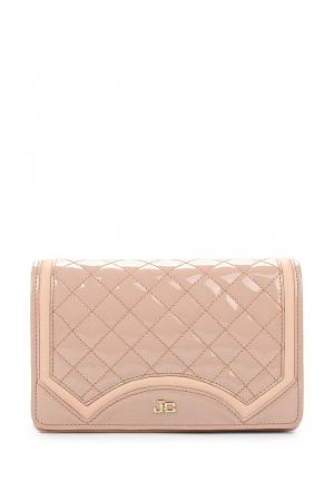 Сумка Jacky&Celine. Цвет: розовый