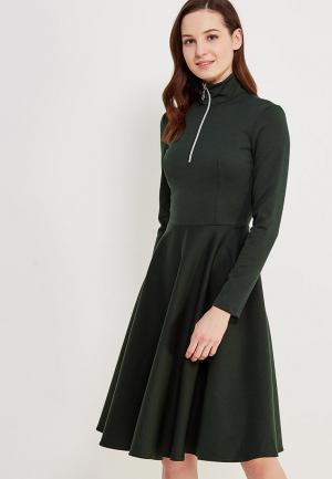 Платье Self Made. Цвет: разноцветный