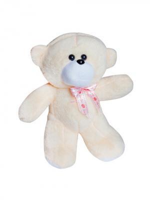Мягкая игрушка Ассорти. Цвет: молочный, розовый