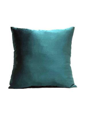 Подушка Мария РЮШАЛЬ. Цвет: зеленый