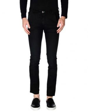 Повседневные брюки JCOLOR. Цвет: черный