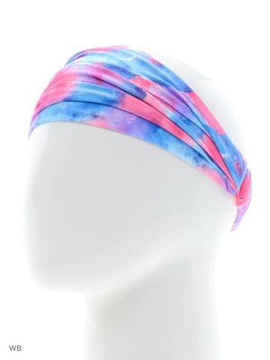 Повязка на голову Maxval. Цвет: розовый