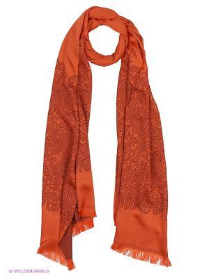 Палантин Vittorio Richi. Цвет: оранжевый
