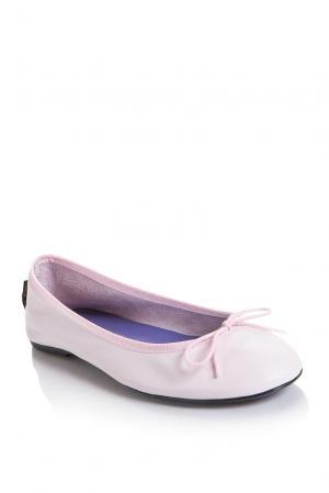 Балетки 163628 French Sole. Цвет: розовый