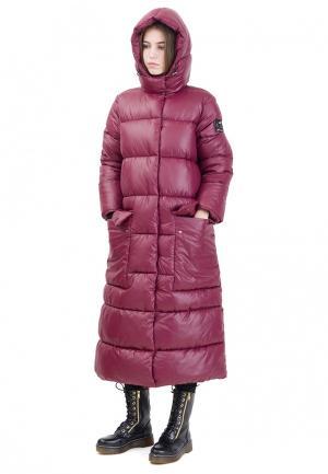 Куртка утепленная Doctor E. Цвет: бордовый